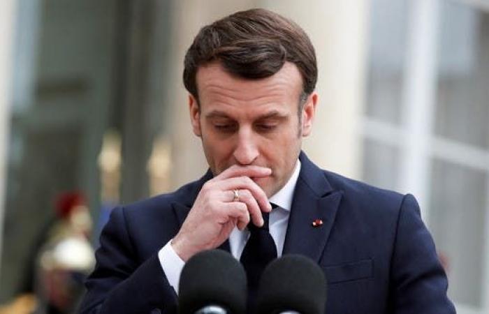 ماكرون يكشف عن قتلالمناضل الجزائري علي بومنجل على أيدي جيش فرنسا